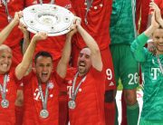 Fairytale Farewell For Robben And Ribery As Bayern Win Bundesliga