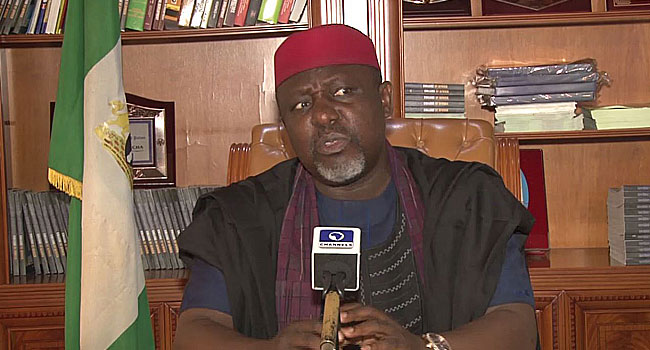 Imo West Election: INEC Has No Power To Withhold My Certificate Of Return – Okorocha