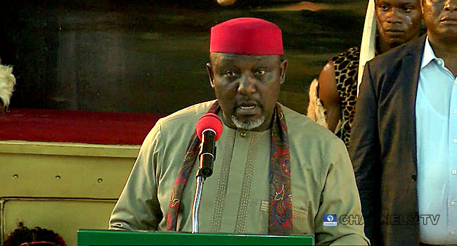 Okorocha Proposes End To Igbo Traditional Institutions Outside South-East