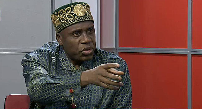 Rivers Politics: There Is 'No War' Between Wike And I – Amaechi
