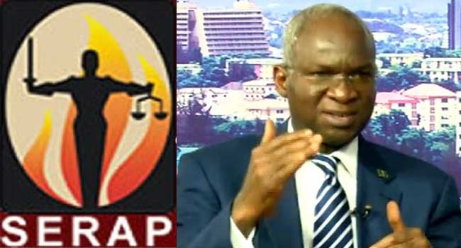 Fashola Has Released Names Of Alleged Corrupt Contractors, Says SERAP