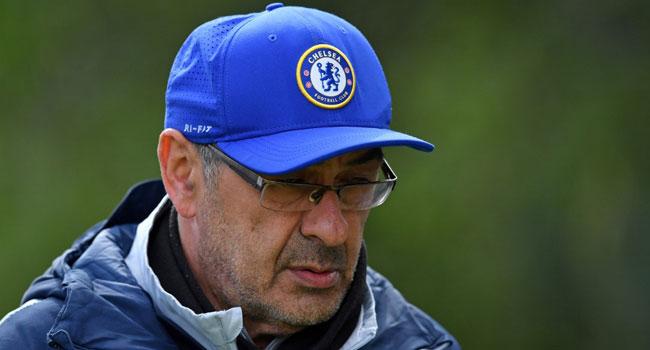 Sarri Fears Chelsea Ban Will Ruin Title Hopes