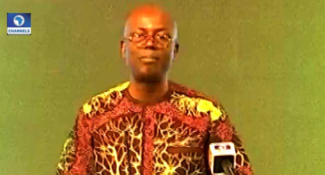 We Are Already Living On Borrowed Time, Adeniyi Warns FG