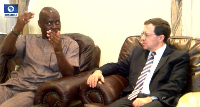 French Ambassador Visits Oyo Governor-Elect To Boost Bilateral Relations
