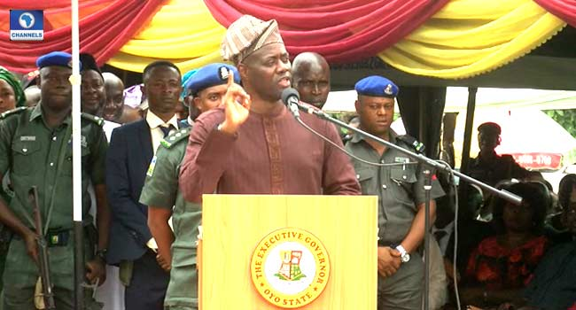 'We Begged To Apply', Governor Makinde Vows To Serve Oyo People