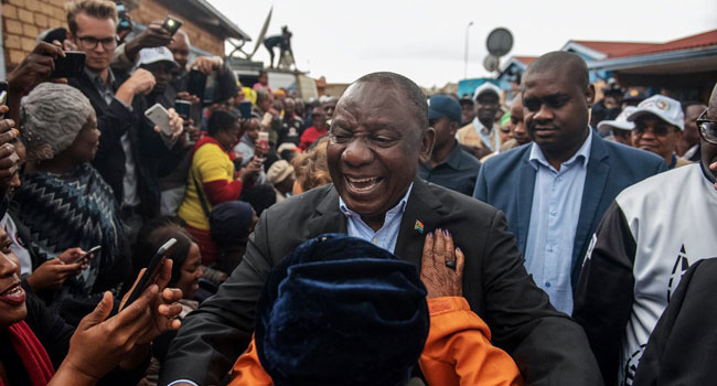 ANC Wins South Africa Election With Reduced Majority