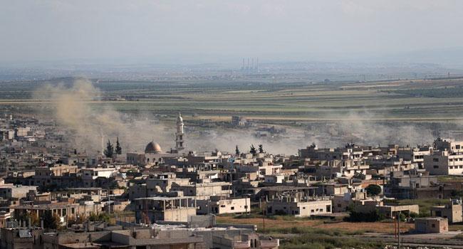 'Dozens Killed' As Syria Regime Forces Battle Jihadists