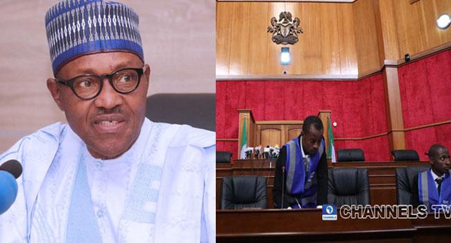 Buhari Closes Case Against PDP's Petition At Tribunal