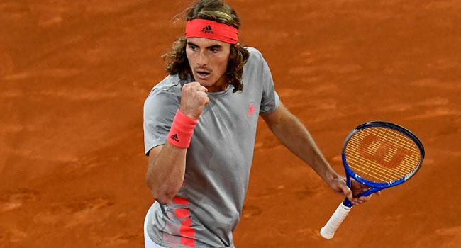 Tsitsipas Stuns Nadal To Set Up Madrid Final With Djokovic