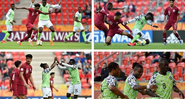 FIFA U20 World Cup: Nigeria Beats Qatar 4-0
