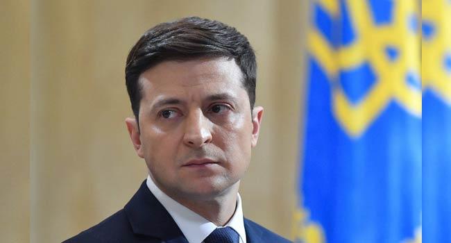Ukraine President, Caught In Trump Row, Says 'Nobody Can Pressure Me'