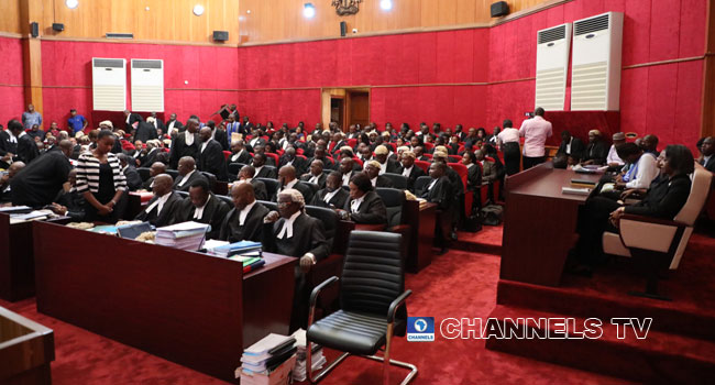 Presidential Election Petitions Tribunal Commences Sitting