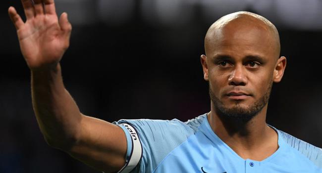 Man City's 'Beating Heart' Kompany To Leave Club