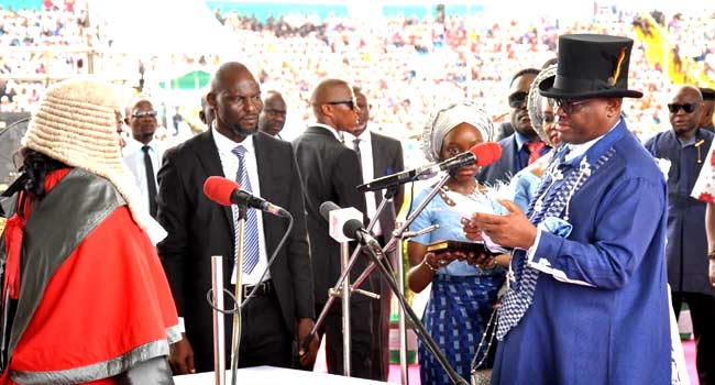 Inauguration: We Will Never Surrender Our Freedom To Anybody – Wike