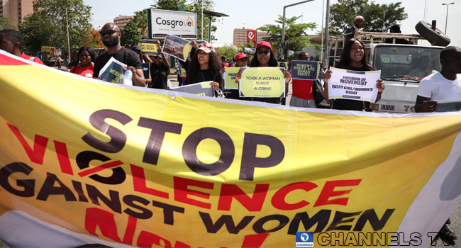Women Protest In Abuja Over Sexual Assaults By Police Personnel
