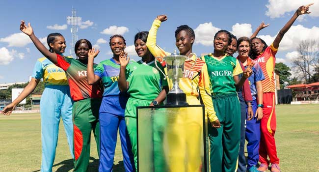 Women's Cricket Set To Take Centre Stage In Africa Qualifier