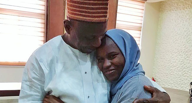 Senator Thanks Buhari, Saraki For Zainab And Abubakar's Return