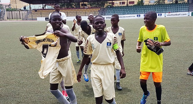 Channels Kids Cup: Adetunji Primary School Advance To Final