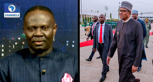 'Buhari Has No Capacity To Manage This Country, He Is Busy Managing Himself' – Afegbua