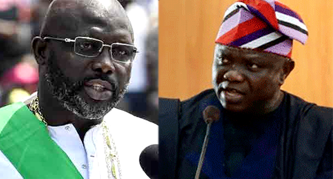 George Weah, Drogba, Others To Attend Ambode's Testimonial Match