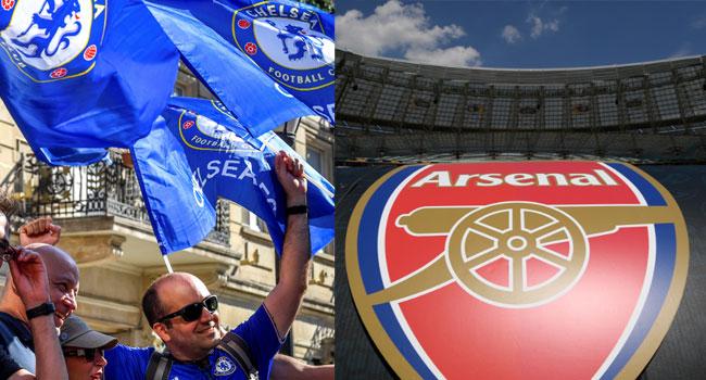 Chelsea, Arsenal Ready For Europa League Battle