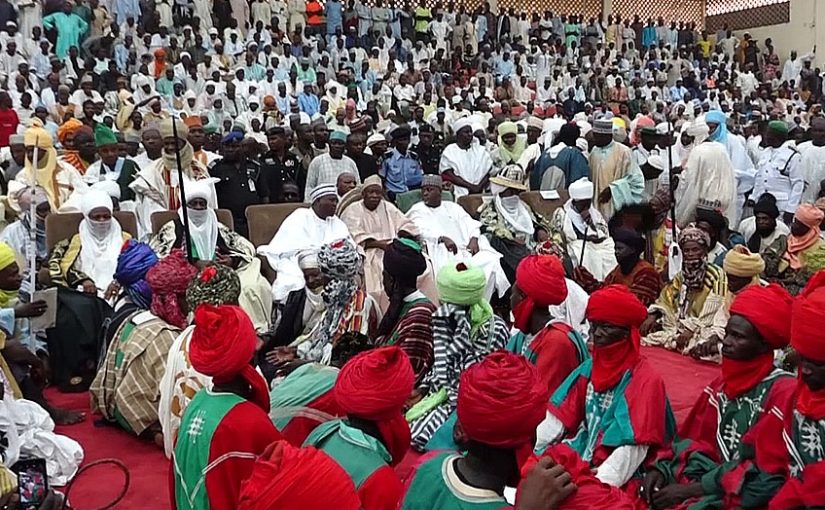 Kano Emirates: Ganduje Presents Letters Of Appointment To New Emirs