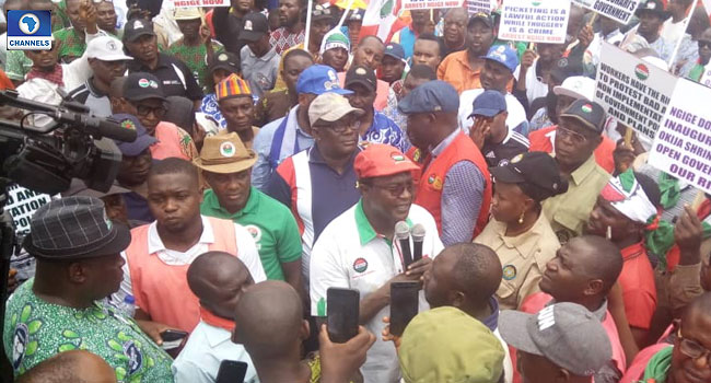 NLC Accuses Ngige Of Delay In Issuing Circular For Minimum Wage Implementation