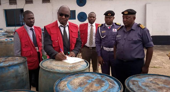 Oil Theft: Navy Hands Over Eight Suspects, Boat To EFCC