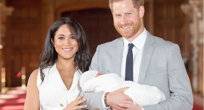 Prince Harry To Visit South Africa With Meghan, Baby
