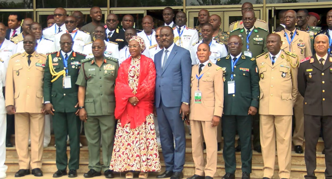 Anti-Terror War: Olonisakin Seeks Collaboration Among ECOWAS Member States