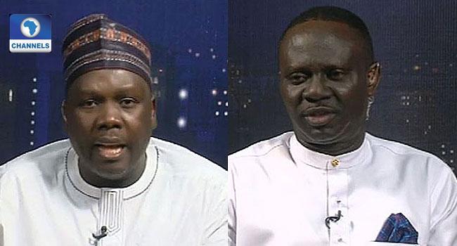 APC, PDP Members Argue Survey On President Buhari's Performance