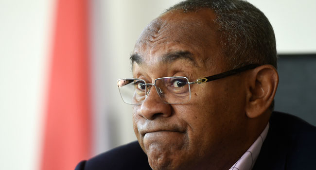 CAF President Ahmad Questioned In France