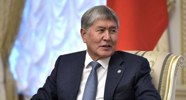Kyrgyzstan's Ex-President Charged With Corruption