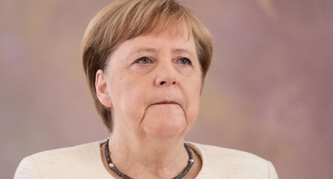 Fresh Concerns Over Merkel's Health In New Trembling Spell