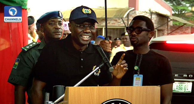 We've Created Stable Environment For Business, Says Sanwo-Olu