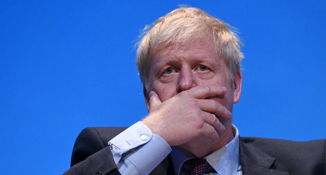 Boris Dealt Another Blow As Lawmaker from UK PM's Party Defects Over Brexit