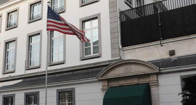 Counter-Terror Police Arrest Man Suspected Of Plotting Attack On US Embassy