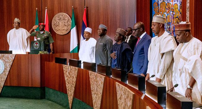 Buhari, APC Governors Meet Over Security, Economy