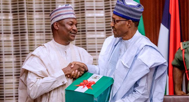 Financial Autonomy: Buhari Promises To Stabilise State Legislature, Judiciary