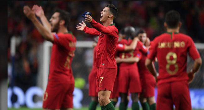 Portugal Edge Out The Netherlands To Win First Nations League