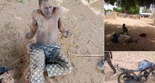Army Arrest Top Bandits' Informant, Logistics Suppliers In Sokoto