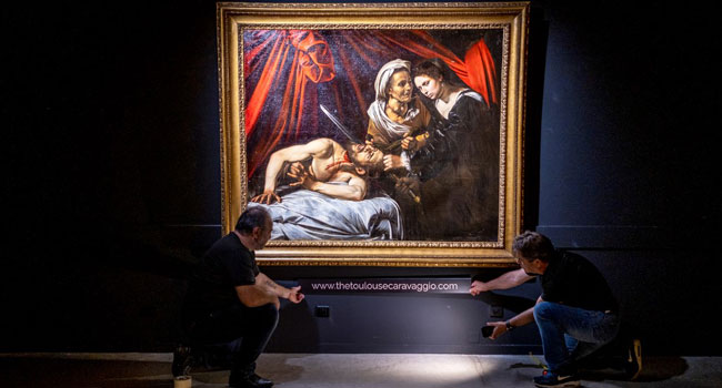 Lost '$170 Million Caravaggio' Bought Before French Auction