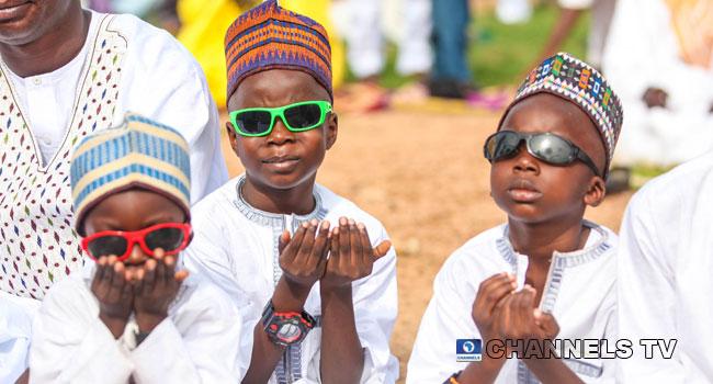 Colourful Celebration As Muslims Mark Eid