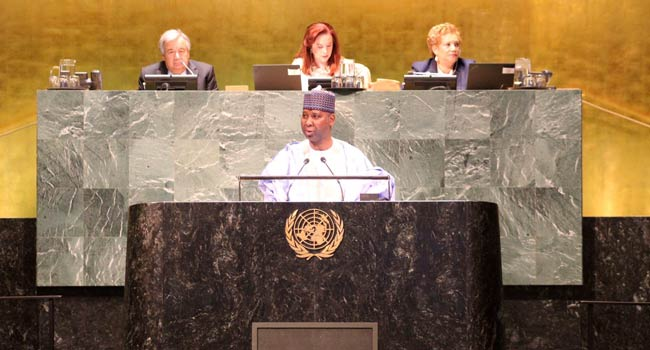 UNGA: Guterres, Garces, Others Congratulate Nigeria's