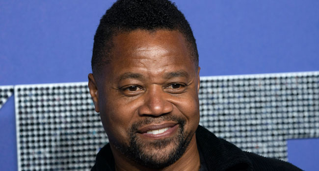 Cuba Gooding Jr Surrenders To Police Over Groping Claim