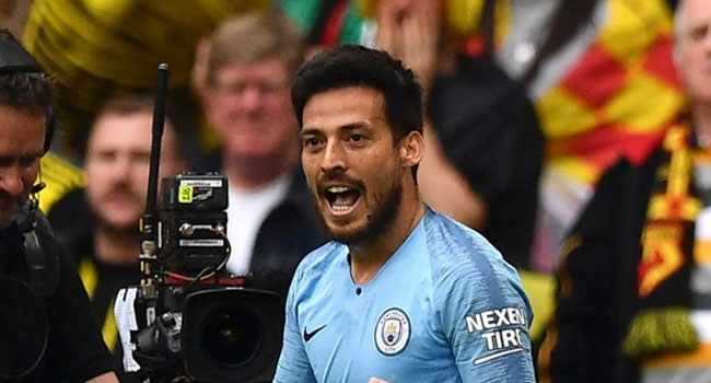 David Silva To Leave Man City End Of Next Season