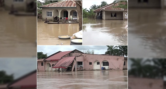 Flood: Residents Call Govt To Intervene After Death Of Teenagers In Delta