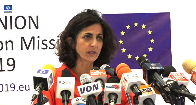 EU Election Observation Mission Presents 30 Recommendations To INEC