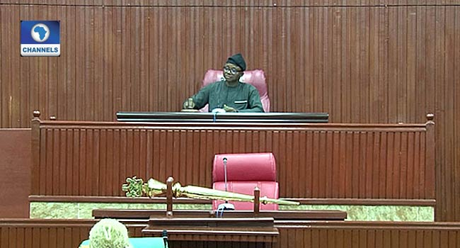 Don't Get Involved In Petty Politics, Edo Speaker Tells Reps