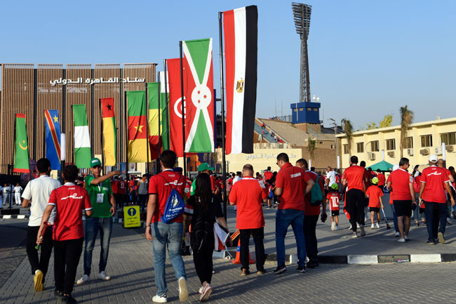 AFCON 2019: Robust Security In Place For Start Of Cup Of Nations